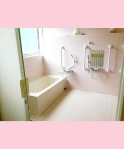 ベルエスパス 浴室1