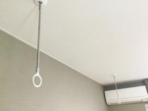 個室内の天井