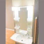 個室内の洗面所2