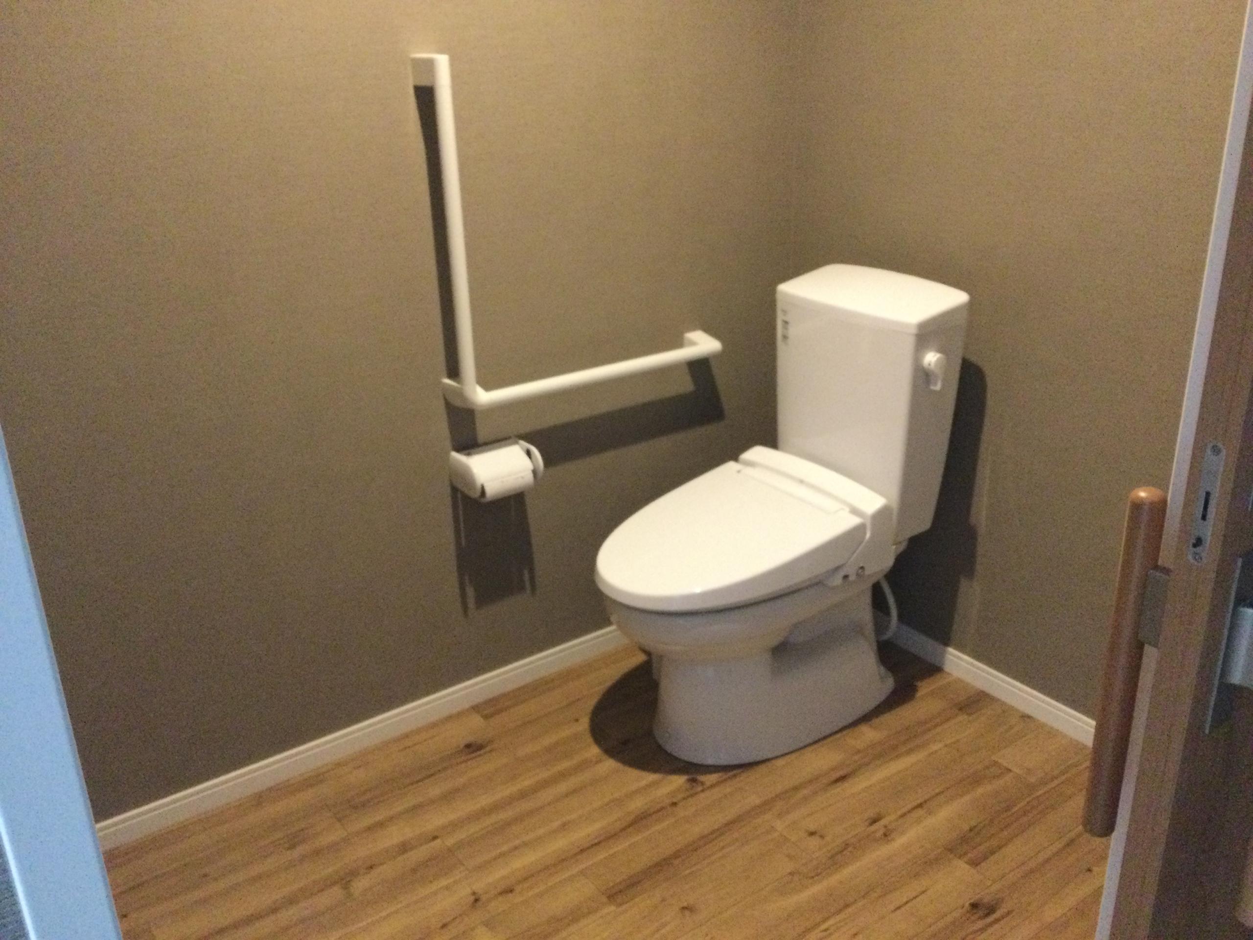 トイレ内様子