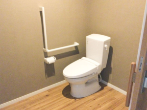 トイレ内の様子